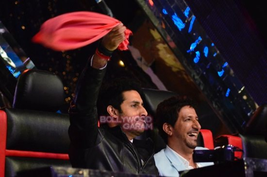Abhishek Indias raw star judge-9