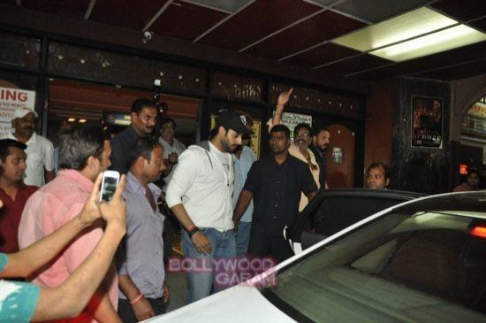 Abhishek Bachchan Gaiety Cinema-0