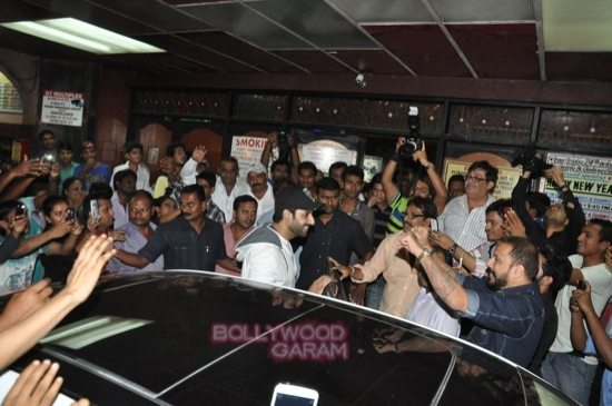 Abhishek_Bachchan Gaiety Cinema-1