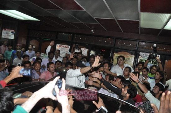 Abhishek_Bachchan Gaiety Cinema-4