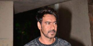 Ajay Devgn at Action Jackson photoshoot