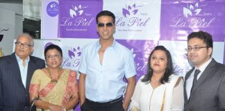 Akshay Kumar inaugurates Dr Trasi's La Piel clinic