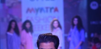 Myntra Fashion Weekend 2014 Photos – Ali Zafar walks for Luxury Men's Wear