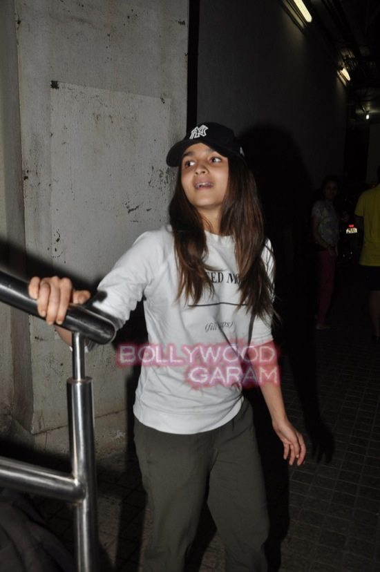 Alia and Sushmita at PVR-2
