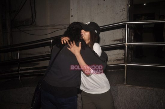 Alia and Sushmita at PVR-3