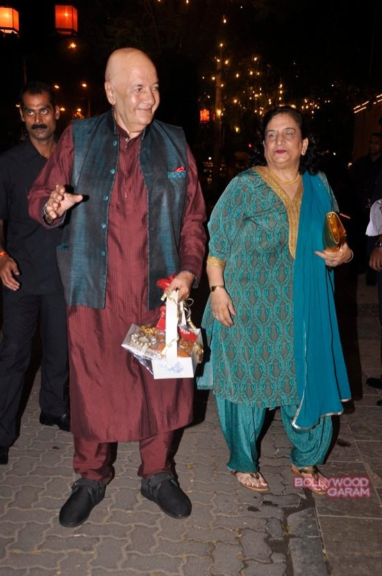 Bachchans host a gala Diwali bash