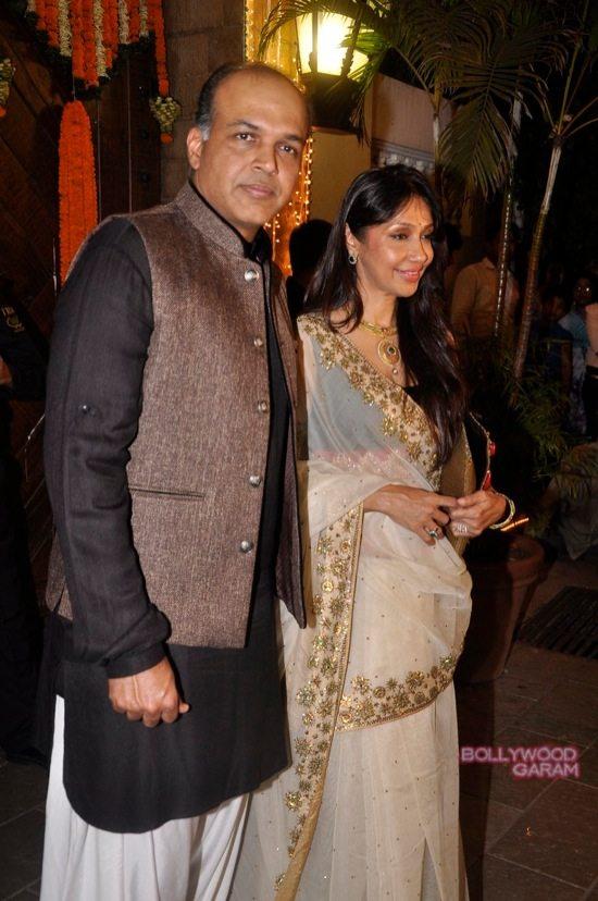 Amitabh Bachchan Diwali Party-10