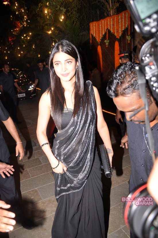 Amitabh Bachchan Diwali Party-11