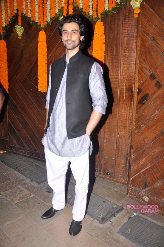 Amitabh Bachchan Diwali Party-12
