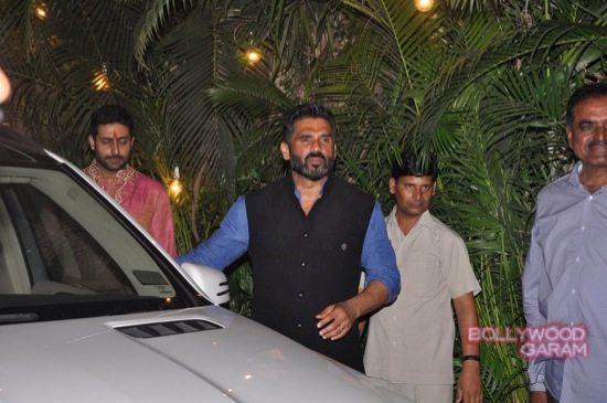Amitabh Bachchan Diwali Party-13