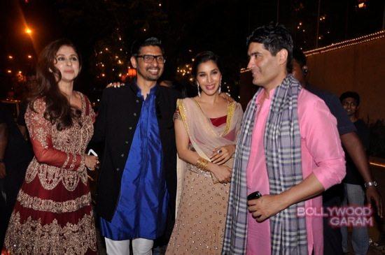 Amitabh Bachchan Diwali Party-16
