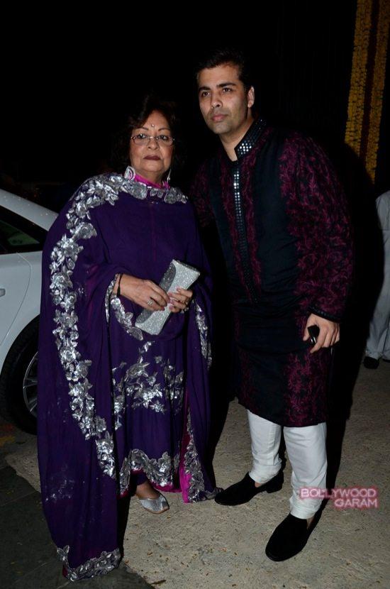 Amitabh Bachchan Diwali Party-17