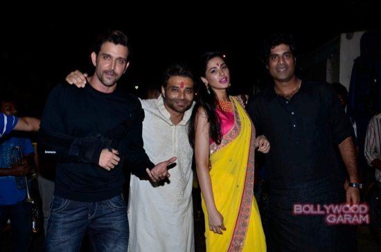 Amitabh Bachchan Diwali Party-19
