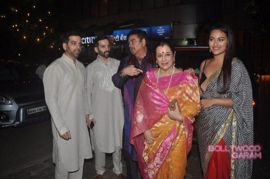Amitabh Bachchan Diwali Party-25