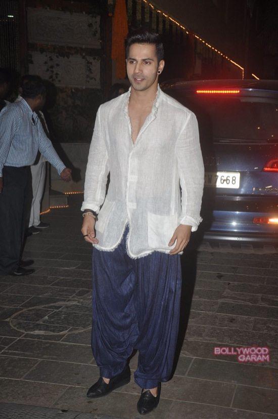 Amitabh Bachchan Diwali Party-26