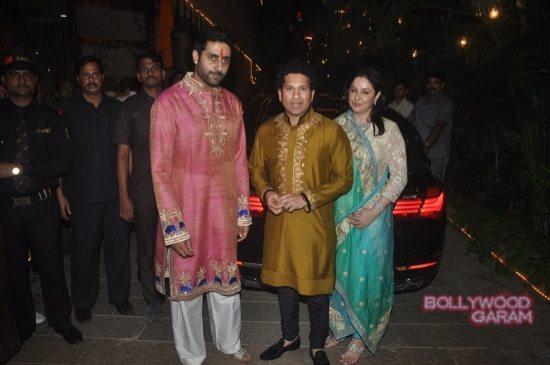 Amitabh Bachchan Diwali Party-29