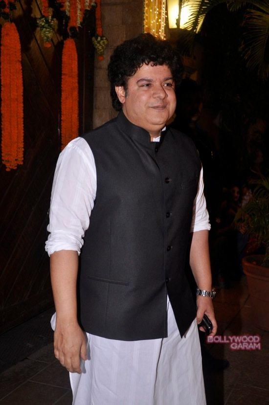 Amitabh Bachchan Diwali Party-3