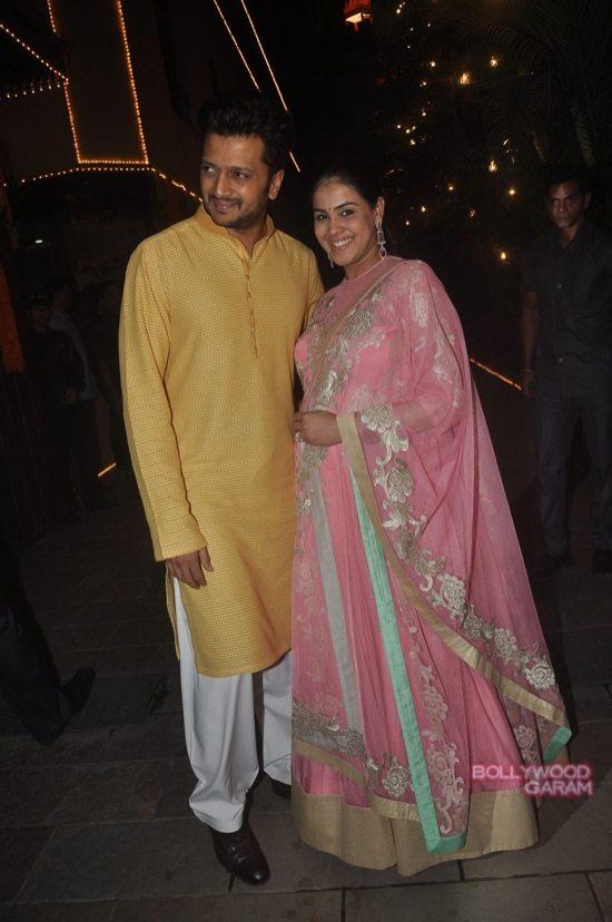 Amitabh Bachchan Diwali Party-37