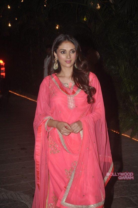 Amitabh Bachchan Diwali Party-38