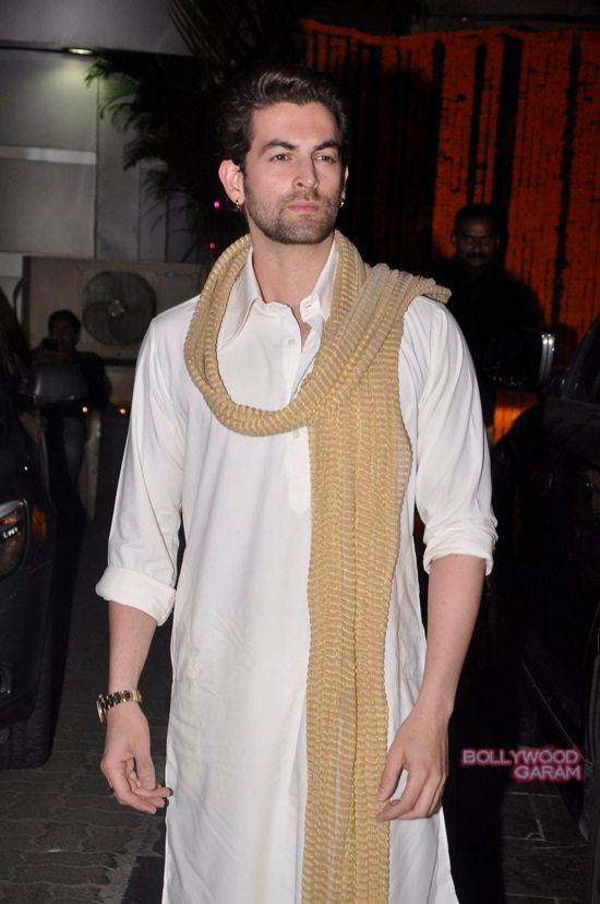 Amitabh Bachchan Diwali Party-5