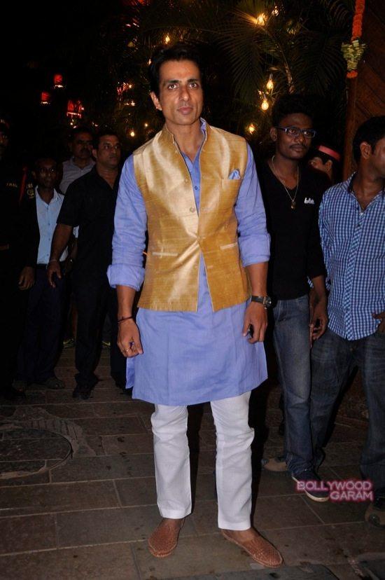 Amitabh Bachchan Diwali Party-7