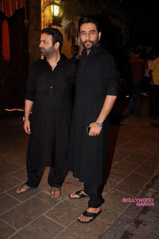Amitabh Bachchan Diwali Party-9