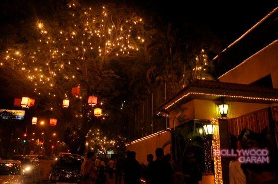 Amitabh Bachchan Diwali Party