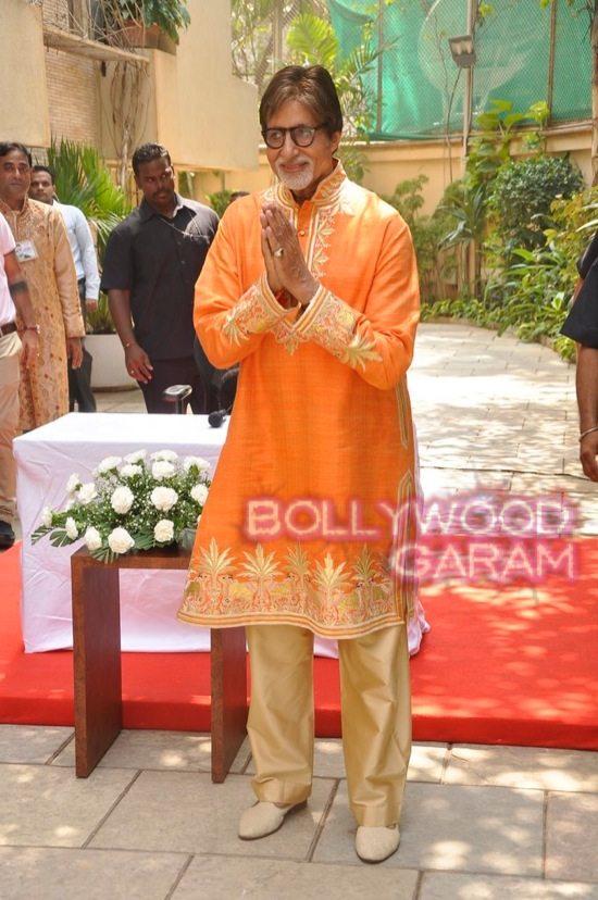 Amitabh Bachchan birthday-2