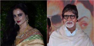 Rekha to play cameo in Amitabh Bachchan starrer Shamitabh