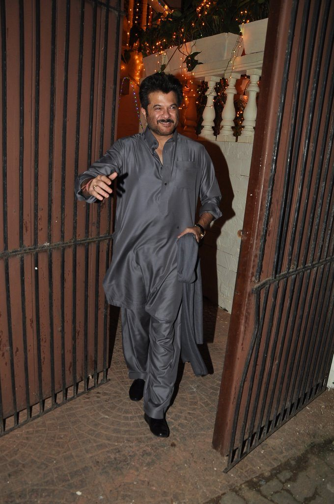 Anil kapoor diwali bash