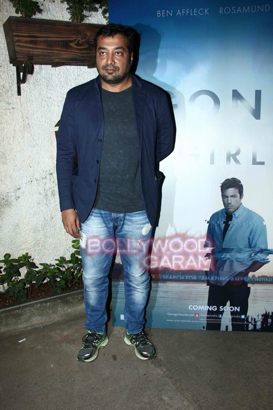 Anurag Kashyap-2 'Gone girl' special screening