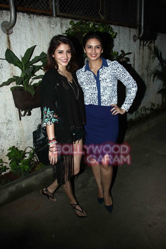 Anushka Sharma and Huma Qureshi-2-1