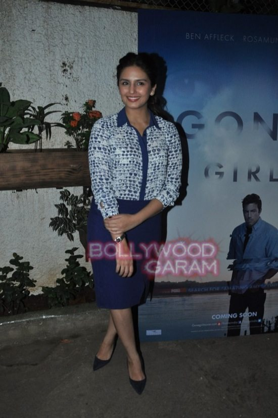 Anushka and Huma_gone girl screening-2