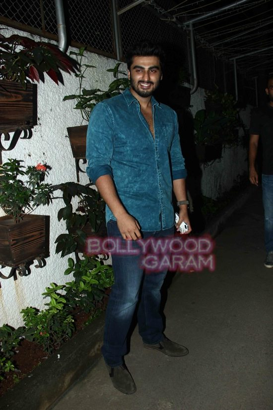 Arjun Kapoor-2 'Gone girl' special screening