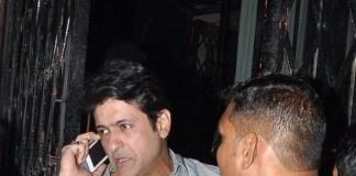 Armaan Kohli with mystery girl