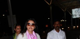 Asin travels in style at Mumbai airport!