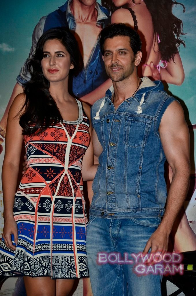 Bang Bang Hrithik and Katrina