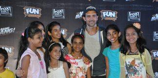 Hrithik Roshan hosts special screening of Bang Bang for children