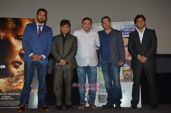 Bhopal: A prayer for rain trailer launch-0
