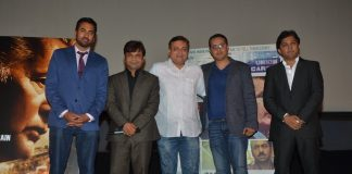 Kal Penn and Rajpal Yadav at 'Bhopal: A Prayer for Rain' event