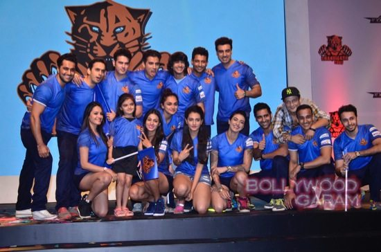 Box Cricket League launch