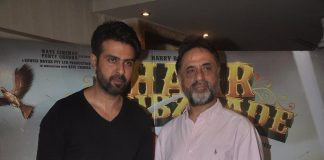 Father-son duo Harman and Harry Baweja talk about 'Chaar Sahibzaade'