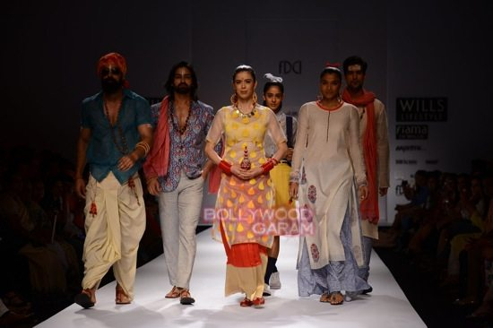Chaya M collection WIFW 2015-11