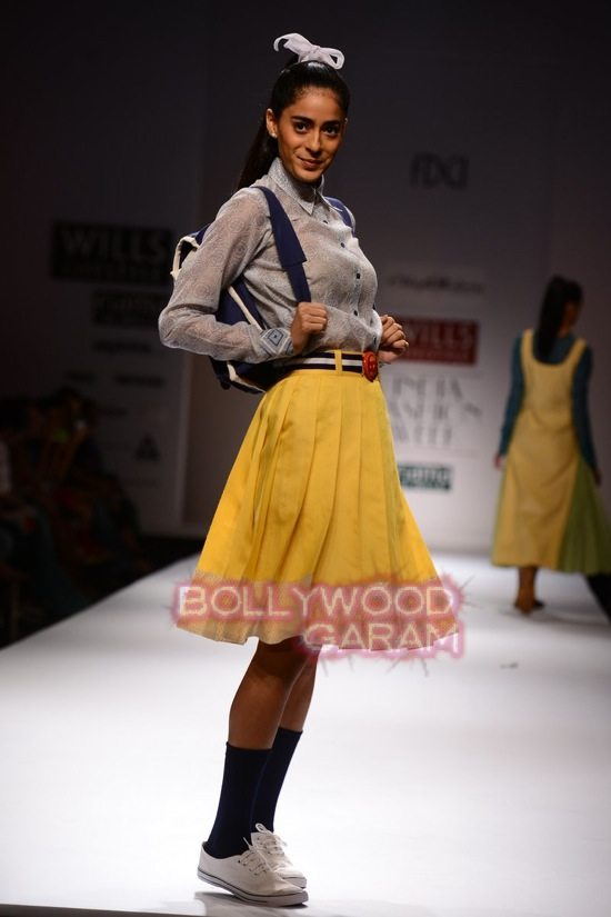 Chaya M collection WIFW 2015-2