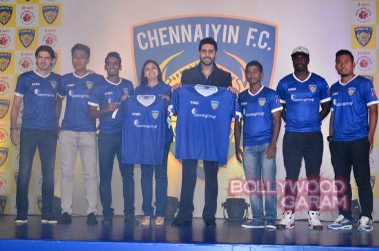 Chennai FC jersey launch-3