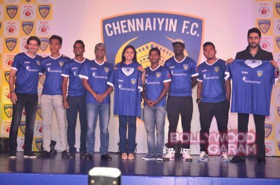 Chennai FC jersey launch-5