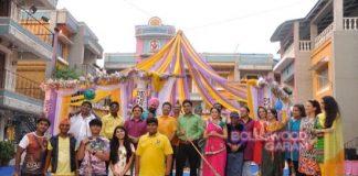 Team of Tarak Mehta ka Ooltah Chashmah accept Clean India challenge