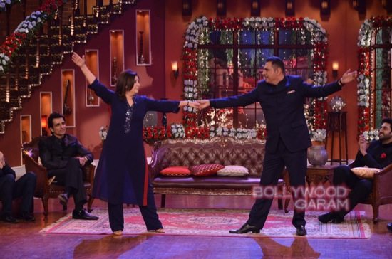 Comedy Nights with kapil Happy New Year-12