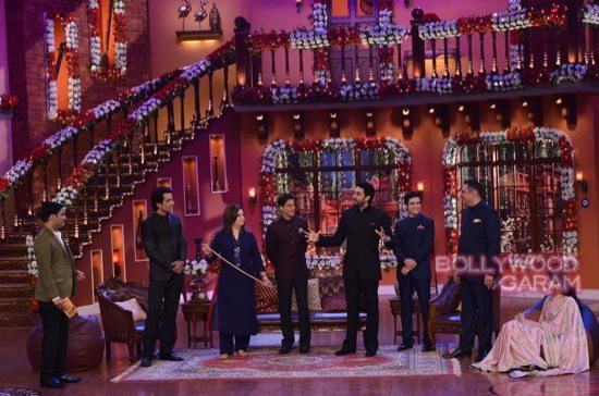 Comedy Nights with kapil Happy New Year-2