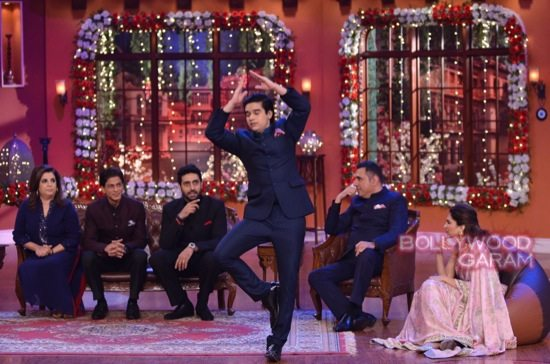 Comedy Nights with kapil Happy New Year-3